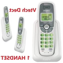 1 handset cordless home phone dect 6