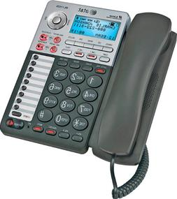2-Line Speakerphone with Caller ID and Digital Answering Sys