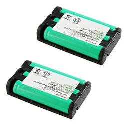 2 NEW Cordless Home Phone Rechargeable Battery for Uniden BT