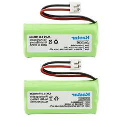 2 NEW HOT Cordless Home Phone Battery for AT&T Lucent BT1843