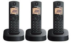 Panasonic 220 Volt KX-TGC323 Triple Cordless Telephone Answe