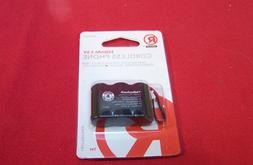 radioshack 2302544 cordless phone battery for at&t 4051