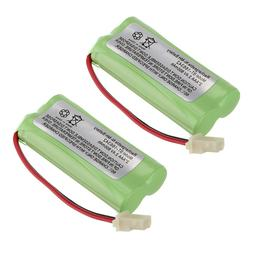 2pcs Telephone Batteries 2.4V 800mAh NI-MH <font><b>Cordless
