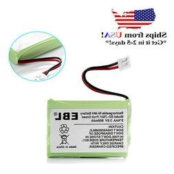 3.6V Home Cordless Phone Battery for Motorola SD-7501/7500 V