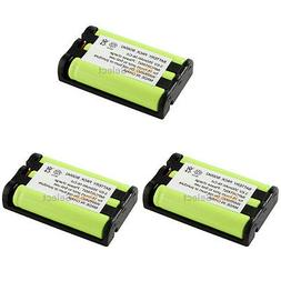 3 NEW Cordless Home Phone Battery for Uniden BT-0003 BT0003