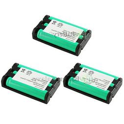 3 Cordless Home Phone Rechargeable Battery for Uniden BT-000