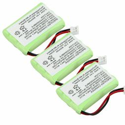 3x800mAh Cordless Battery for Motorola MD4250 MD4260 MD7101