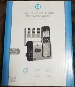 AT&T 4 Handset Cordless Answering System with Caller ID/Call