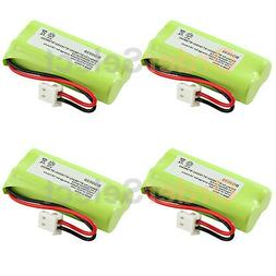 4 Rechargeable Home Phone Battery for AT&T BT166342 BT266342