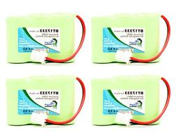 4x Pack - Southwestern Bell FF2115 Battery - Replacement for