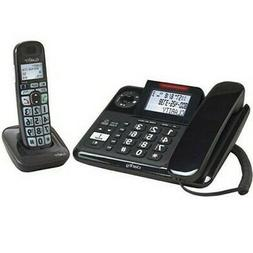 Clarity 53727 Amplified Corded/Cordless Phone Digital Answer