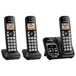 6.0 Home PLUS 3-Handset Expandable Digital Cordless Phone Sy