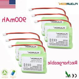 6X Cordless Home Phone Battery for Motorola SD7501 AT&T 2791