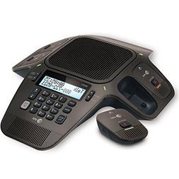 AT&T SB3014 DECT 6.0 Conference Phone with Four Wireless Mic