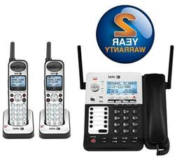 AT&T SB67138 SB67138 DECT 6.0 Phone/Answering System, 4 Line