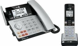 AT&T TL86103 DECT 6.0 Connect to Cell 2 Line Answering Syste