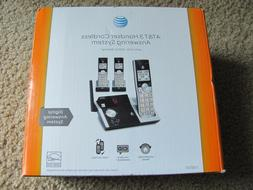 At & t - Cl82315 Dect 6.0 Expandable Cordless Phone With Dig