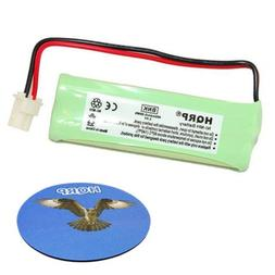 HQRP Phone Battery compatible with Vtech BT183482 BT283482 8