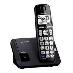 Panasonic DECT 6.0 PLUS Big Button Expandable Cordless Phone