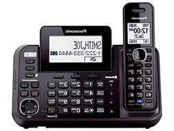 Panasonic KX-TG9541B Link2Cell Bluetooth Enabled 2-Line Phon