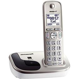Panasonic KX-TGD210N DECT 6.0 1.9 GHz Expandable Digital Cor