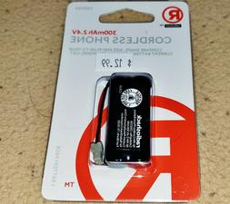 "RadioShack 2.4V/300mAh ""AAA"" Ni-MH Cordless Phone Battery"