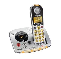 Uniden D2997 Loud and Clear Cordless Answering System with B