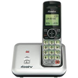 VTech CS6419 DECT 6.0 Cordless Phone with Caller ID, Expanda