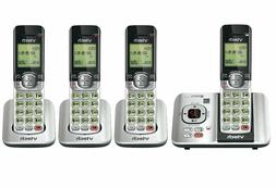 VTech CS6529-3 3-Handset Expandable Cordless Phone with Answ