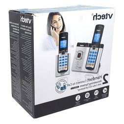 VTech DS6621-2 DECT 6.0 Cordless Phone with Bluetooth Connec