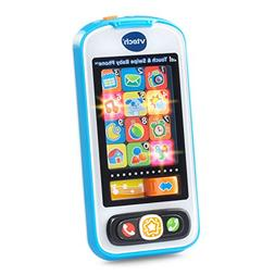 VTech Touch and Swipe Baby Phone, Blue