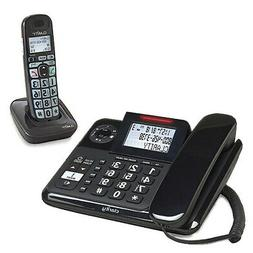 Amplified Corded-Cordless Phone System-Digital Answering Sys