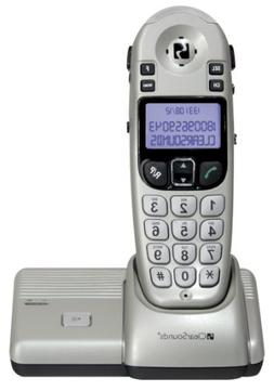 ClearSounds 900MHz Amplified Expandable Cordless Phone