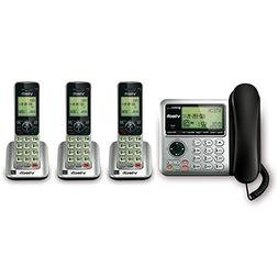 Vtech Digital Answering System -3 Handset Corded/Cordless Sy