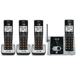 AT&T CL82413 DECT 6.0 Cordless Phone with Answering System -