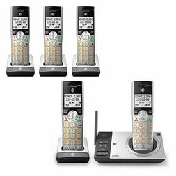 AT&T CL82507 5 Handsets Answering system  Cordless Phone
