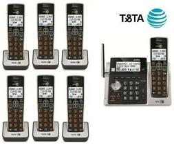 AT&T CL83213  w/ 7 accessories Handsets Cordless Phone Answe