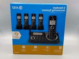 AT&T CL83519 5 HANDSET ANSWERING SYSTEM WITH SMART CALL BLOC
