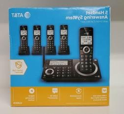 AT&T CL83519 5 Handset Answering System Cordless Telephones