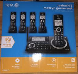 AT&T CL83519/ 5 Handset Answering System Cordless Telephone