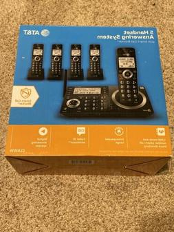 AT&T CL83519 Answering System Smart Call Blocker Cordless Ph