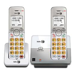 AT&T EL51203 DECT 6.0 Phone with Caller ID/Call Waiting, 2 C