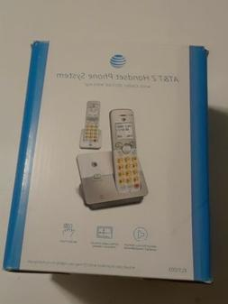 AT&T EL51203 DECT 6.0 Phone With Caller Id/call Waiting 2 Co