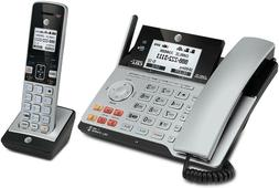 AT&T TL86103 DECT 6.0 2-Line Expandable Corded/Cordless Phon