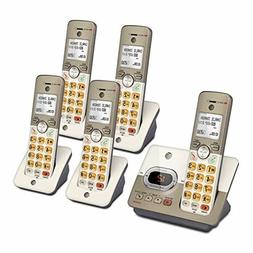 ATT EL52513 5-Handset Expandable Cordless Phone Answering Sy