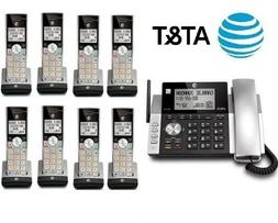 Att Attcl84215 2-Handset Corded/Cordless Answering System