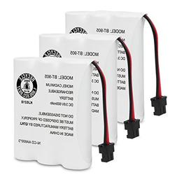 QTKJ BT-905 BT-800 BT-1006 Battery for Uniden BP-905 BBTY-04