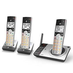 AT&T CL82307 DECT 6.0 Expandable Cordless Phone with Answeri