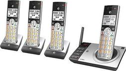 AT&T CL82407 DECT 6.0 Expandable Cordless Phone with Answeri