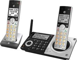AT&T CL83207 DECT 6.0 Expandable Cordless Phone with Smart C